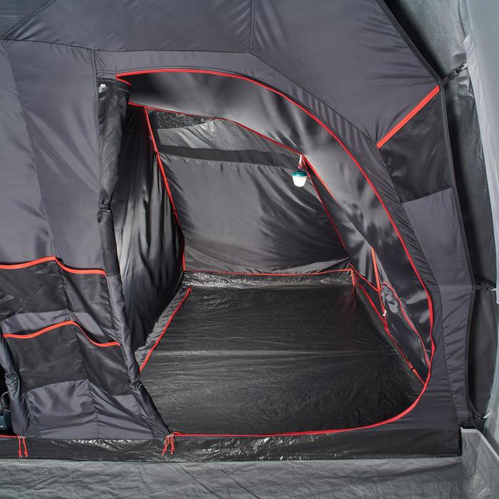 Tente de camping familiale Air seconds family 8.4 XL Fresh & Black I 8 personnes - 1296513