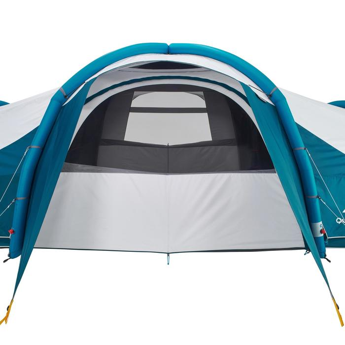 Tente de camping familiale Air seconds family 8.4 XL Fresh & Black I 8 personnes - 1296515