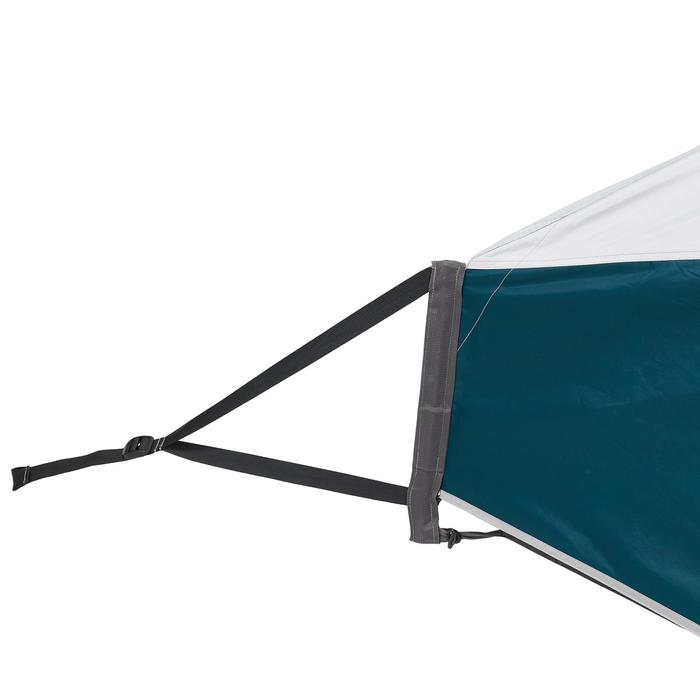 Tente de camping familiale Air seconds family 8.4 XL Fresh & Black I 8 personnes - 1296516