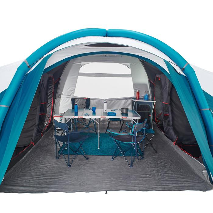 Tente de camping familiale Air seconds family 8.4 XL Fresh & Black I 8 personnes - 1296529