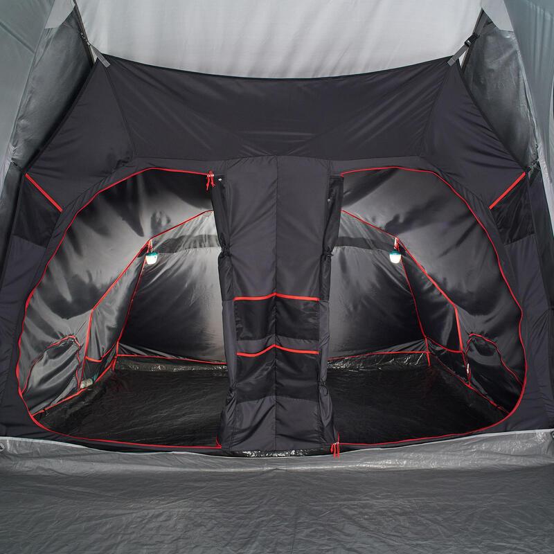 CHAMBRE & TAPIS POUR TENTE AIR SECONDS 8.4 XL FRESH & BLACK
