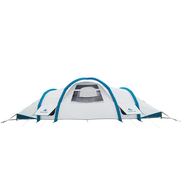 Tente de camping familiale Air seconds family 8.4 XL Fresh & Black I 8 personnes - 1296532