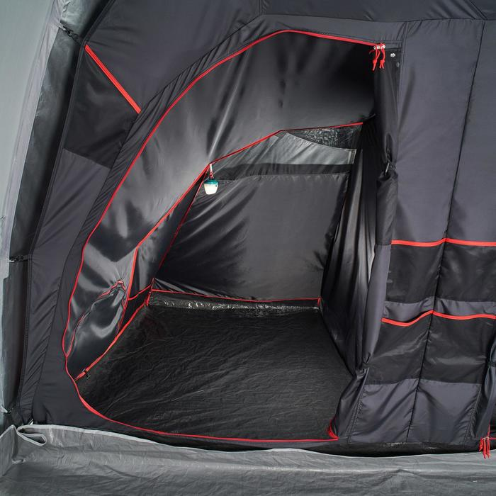 Tente de camping familiale Air seconds family 8.4 XL Fresh & Black I 8 personnes - 1296535