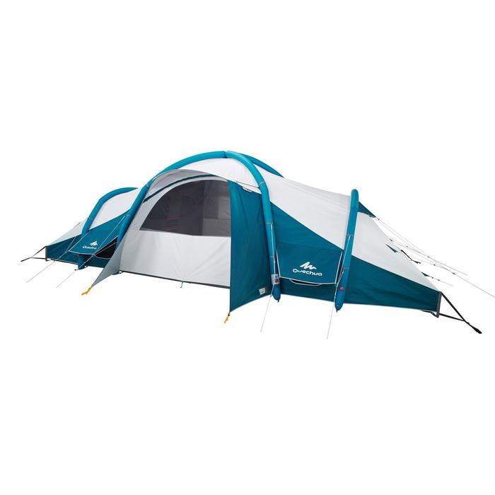Tente de camping familiale Air seconds family 8.4 XL Fresh & Black I 8 personnes - 1296538