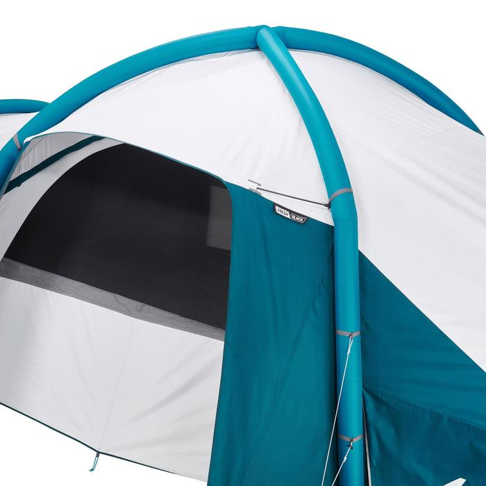 Tente de camping familiale Air seconds family 8.4 XL Fresh & Black I 8 personnes - 1296539