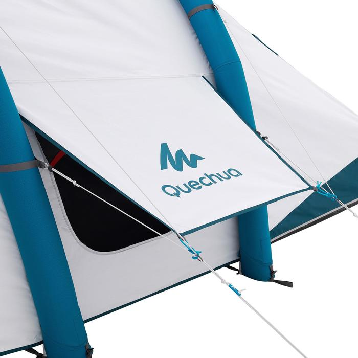 Tente de camping familiale Air seconds family 8.4 XL Fresh & Black I 8 personnes - 1296557