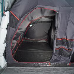 Tente gonflable de camping - Air Seconds 8.4 F&B - 8 Personnes - 4 Chambres