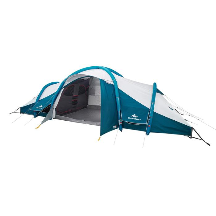 Tente de camping familiale Air seconds family 8.4 XL Fresh & Black I 8 personnes - 1296560