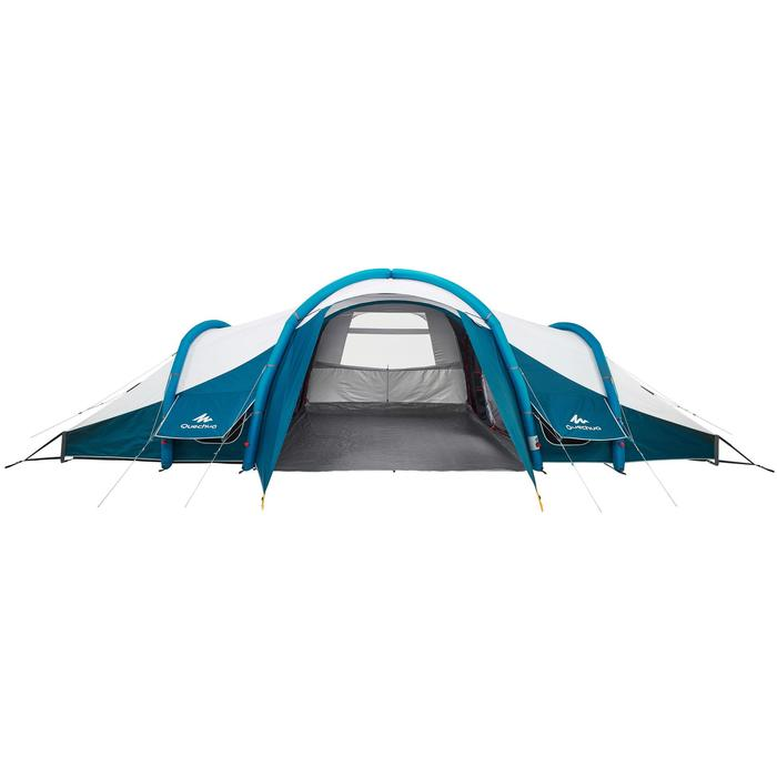 Tente de camping familiale Air seconds family 8.4 XL Fresh & Black I 8 personnes - 1296561
