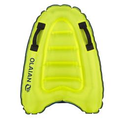 Prancha de Bodyboard Insuflável com Pegas Discovery Criança Verde