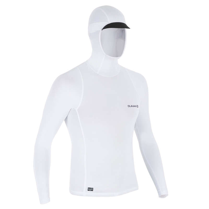 MEN SOLAR PROTECTION WEAR Surfing - Top UV 500 OLAIAN - Surfing
