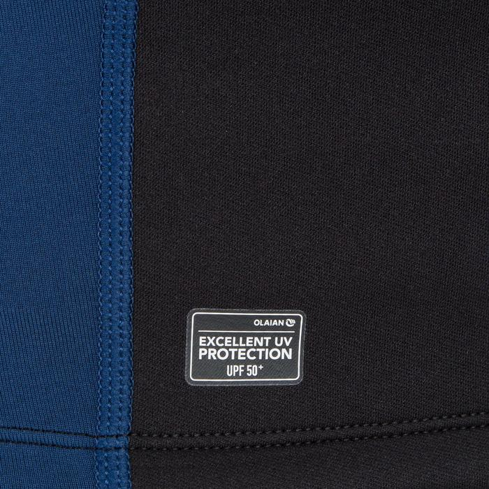 tee shirt anti UV surf top néoprène polaire thermique manches courtes homme - 1296692