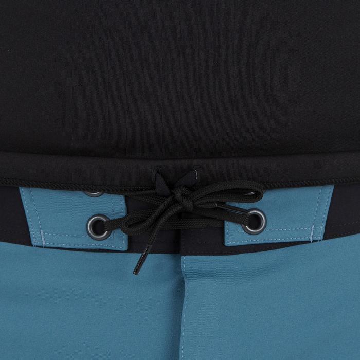tee shirt anti UV surf top néoprène polaire thermique manches courtes homme - 1296696