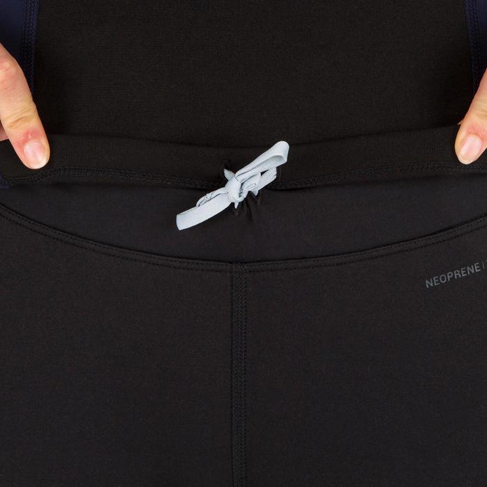 tee shirt anti UV surf top néoprène polaire manches longues femme - 1296762