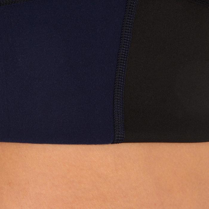 tee shirt anti UV surf top néoprène polaire manches longues femme - 1296769