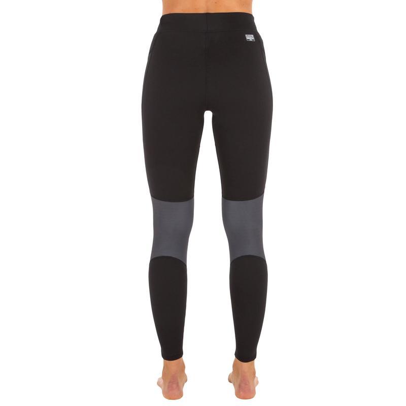 T Uvamp; Tops Femme Legging Néoprène Surf Shirts Anti Noir Thermiques 900 8kOPwn0