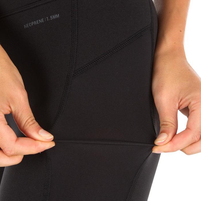 Legging néoprène anti UV surf 900 femme noir - 1296783