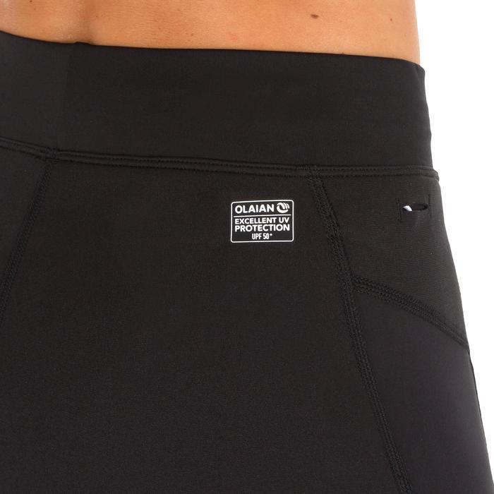 Legging néoprène anti UV surf 900 femme noir - 1296784