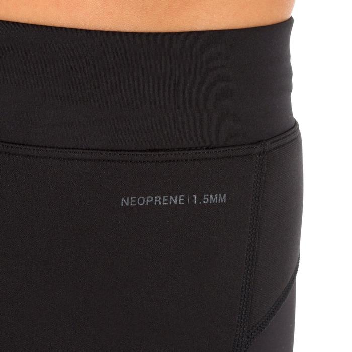 Legging néoprène anti UV surf 900 femme noir - 1296786