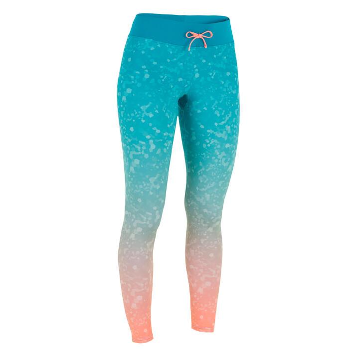 Legging anti UV surf 500 femme - 1296826