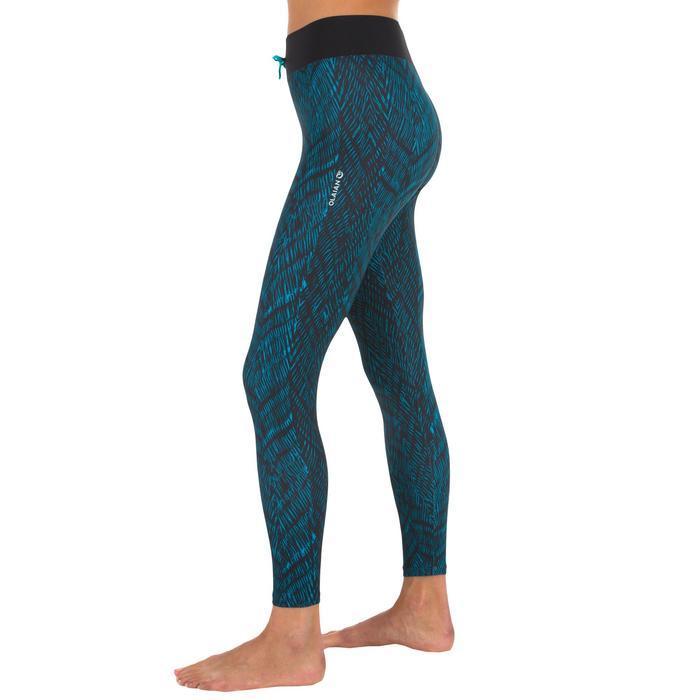 Legging anti UV surf 500 femme - 1296858