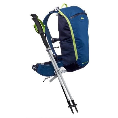 sac dos de randonn e rapide fh500 helium 15 litres bleu jaune quechua. Black Bedroom Furniture Sets. Home Design Ideas
