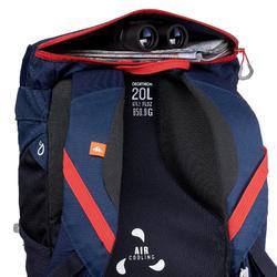 Sac à dos de randonnée montagne - MH100 20L