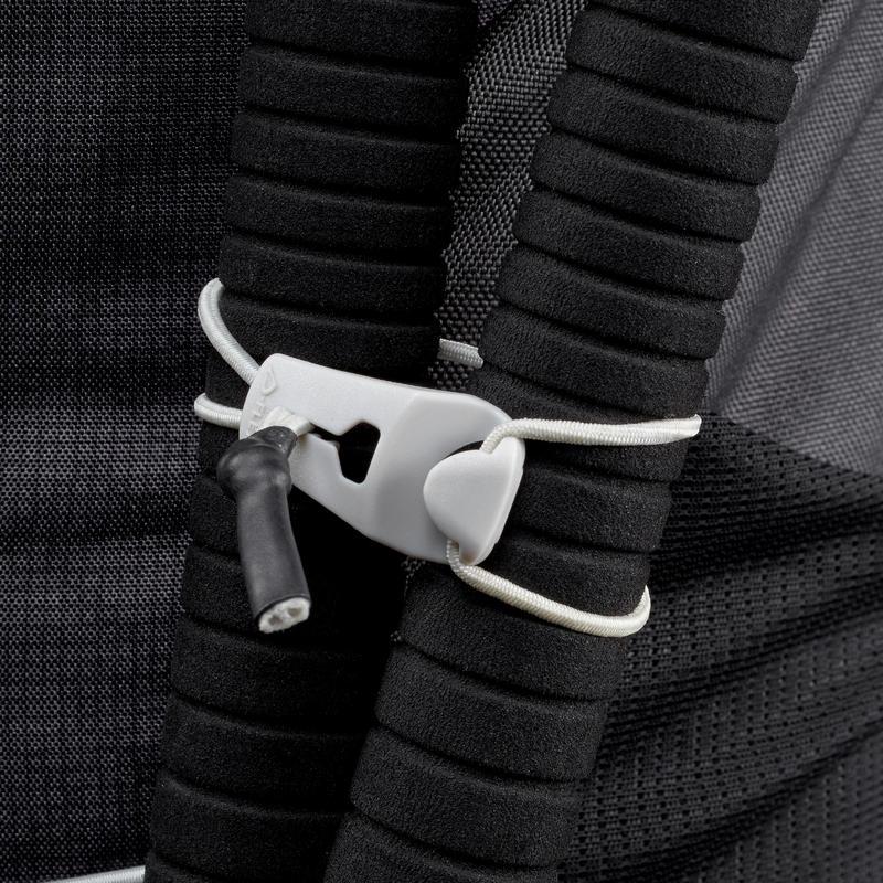 Hiking Backpack 30L MH100 - Black