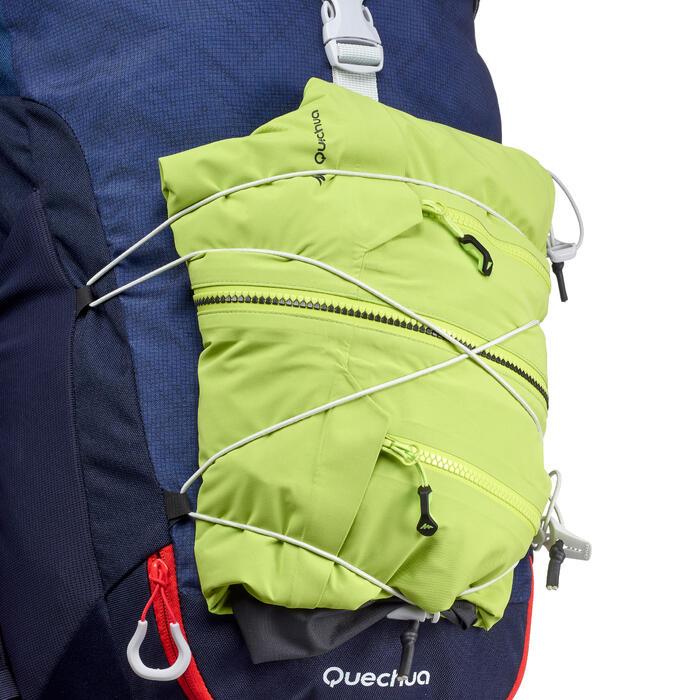 Mochila de Montaña y Trekking MH100 30 Litros Azul