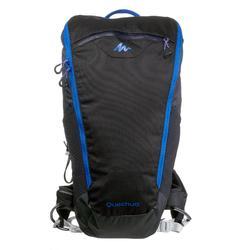 Rucksack FH500 Helium Trail 15 Liter Erwachsene schwarz/blau