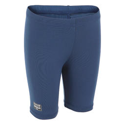Surf 100 Baby UV-Resistant Cropped Bottoms - Blue/Grey