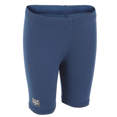 Surf 100 Baby UV-Resistant Cropped Trousers - Blue/Grey