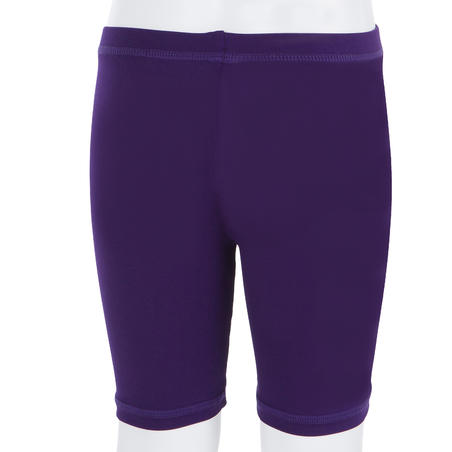 UV-resistant 100 Baby surfing cropped trousers - Purple