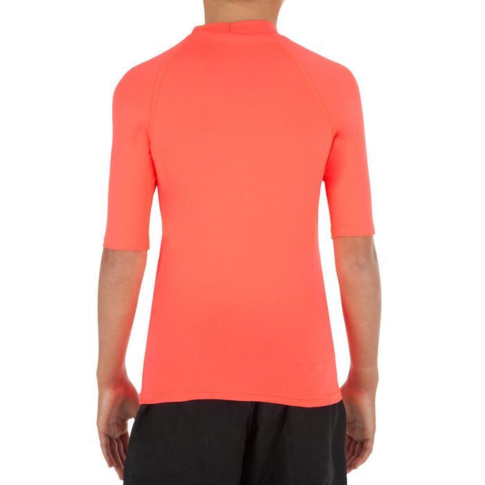 tee shirt anti uv surf top 100 manches courtes enfant - 1297048