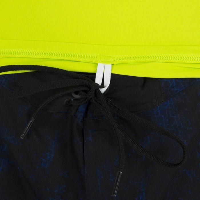 tee shirt anti uv surf top 100 manches courtes enfant - 1297067