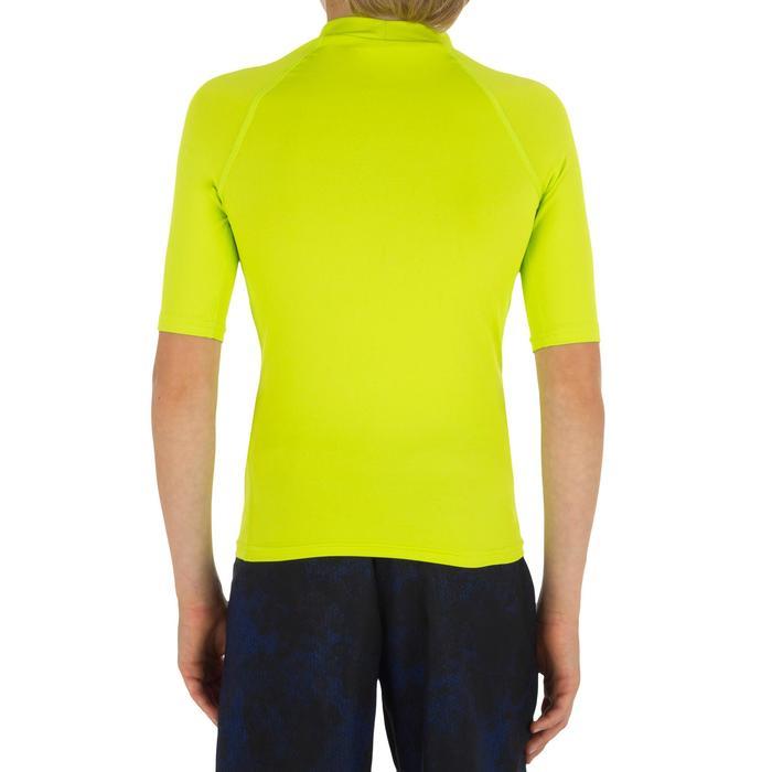 Tee shirt anti UV surf Top 100 manches courtes Enfant - 1297070