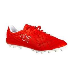 Agility 300 FG Kids Firm Ground Football Boots - Red