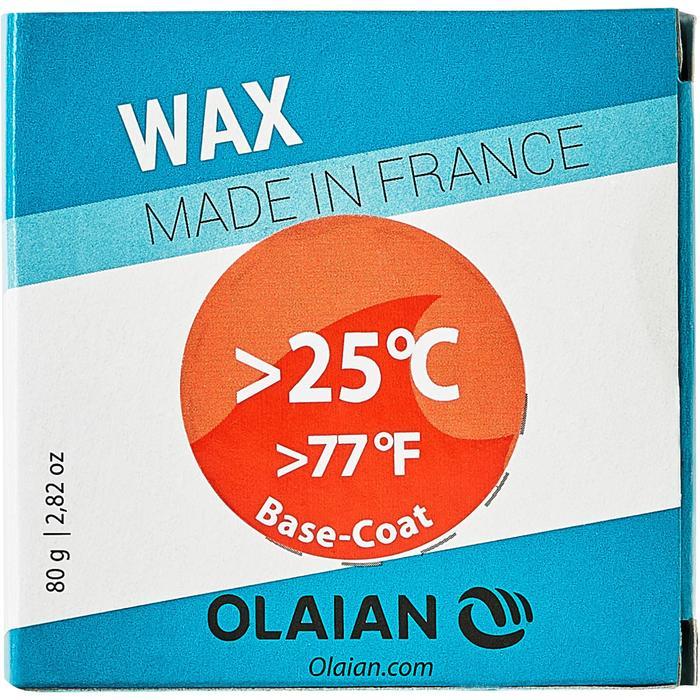 Wax Surf + 25°c et base coat