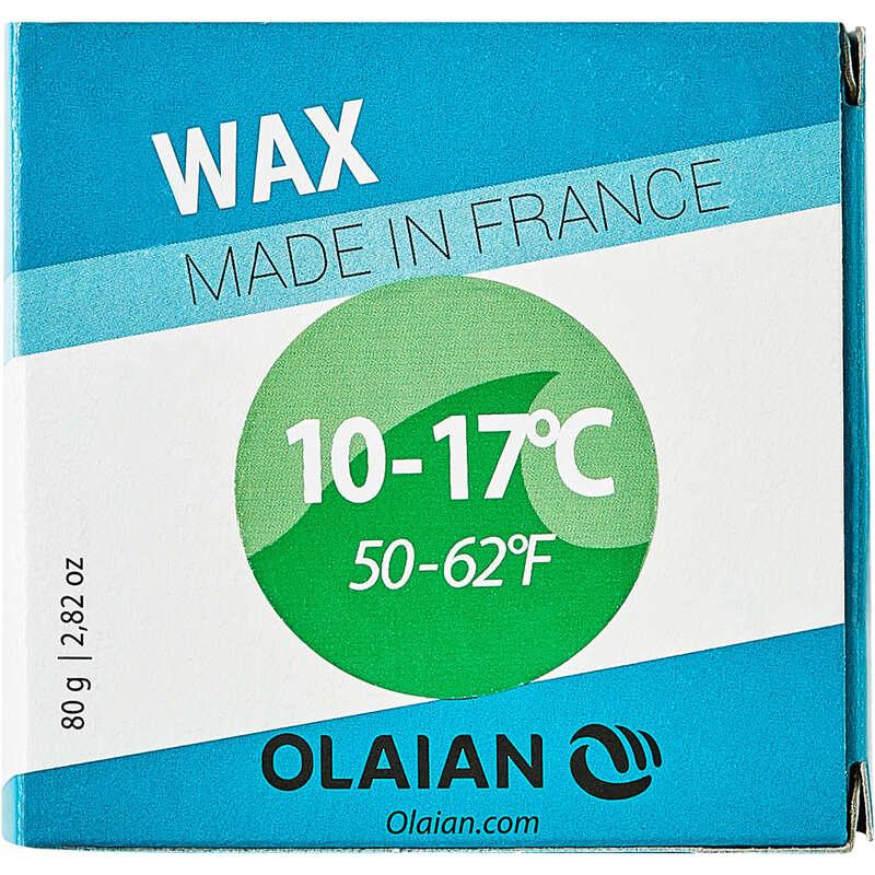 SÖRF AKSESUARLARI Su ve Yaz Sporları - SÖRF VAKSI 10 / 17°C  OLAIAN - SPORLAR