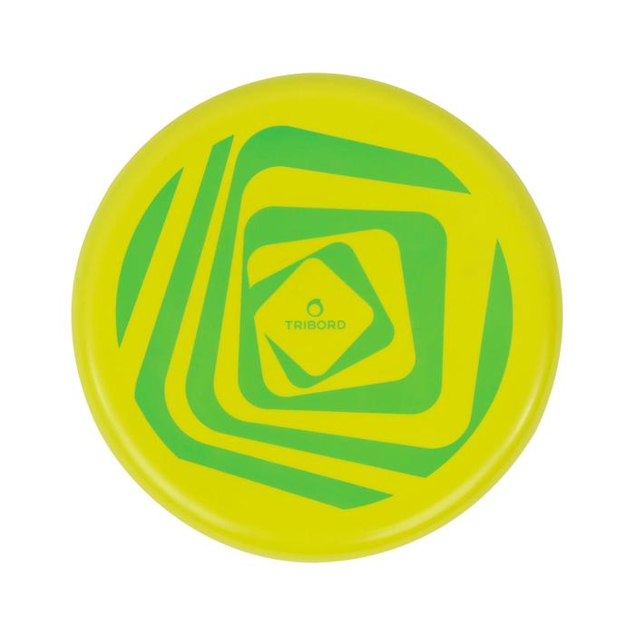 D Soft Frisbee - Orange - 1297368