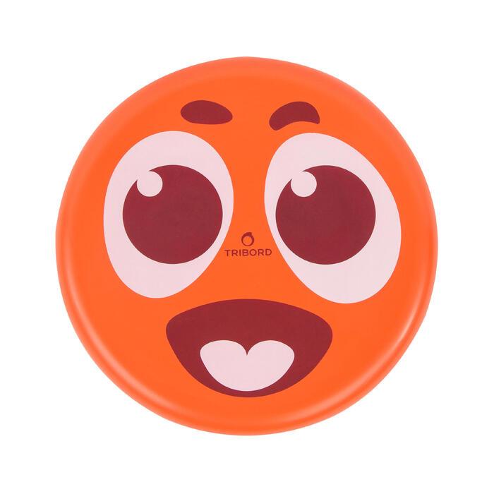Disque volant DSoft rouge smile - 1297373