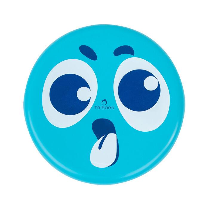 Wurfscheibe D-Soft Surprise blau