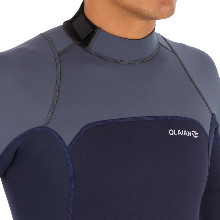 2926c5042be56 Traje SURF 500 Neopreno 3 2 mm hombre azul marino Olaian