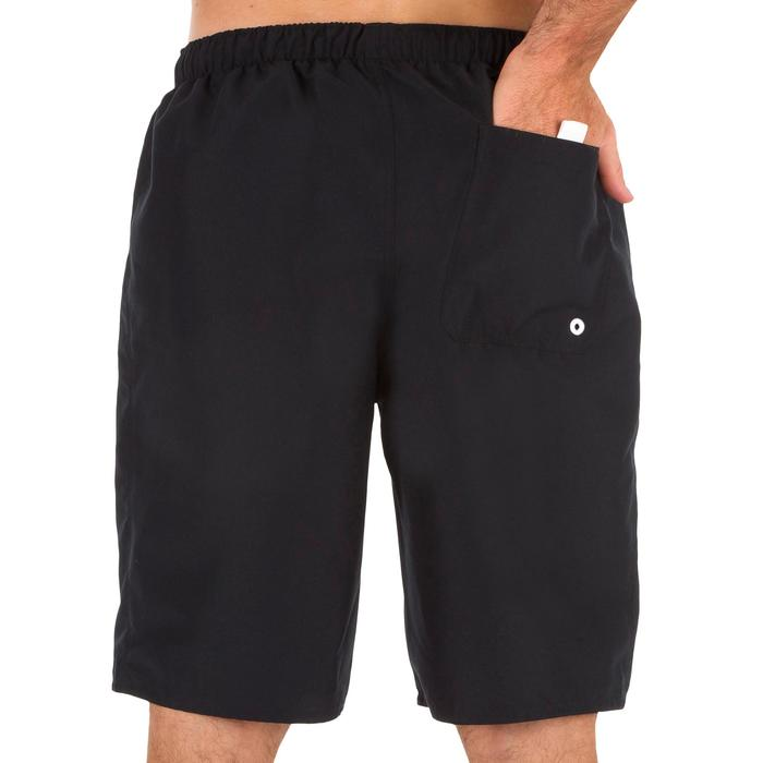 Boardshort long hendaia noir - 1297400