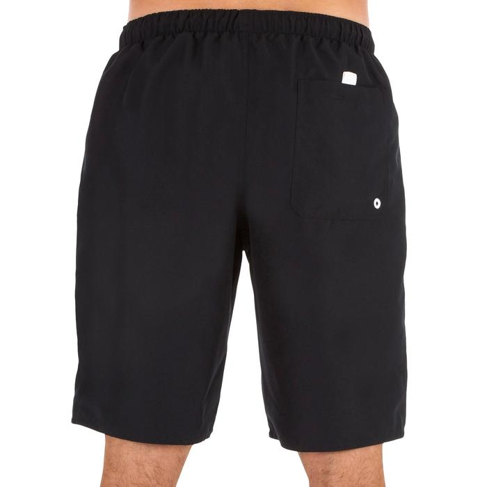 Boardshort long hendaia noir - 1297402