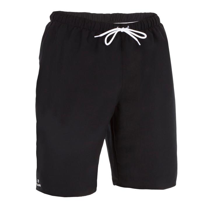 Boardshort long hendaia noir - 1297403