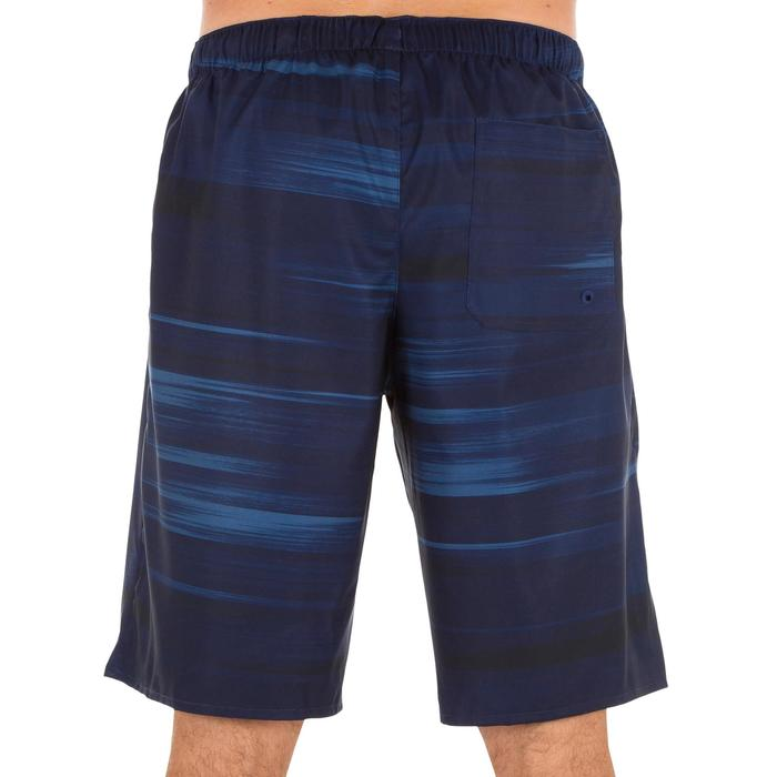 Surf boardshort largo 100 Cloud azul