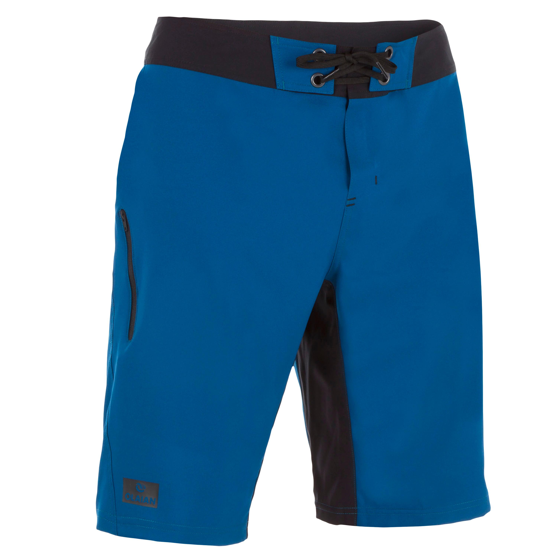 Combinaison de surf 500 Uni Blue
