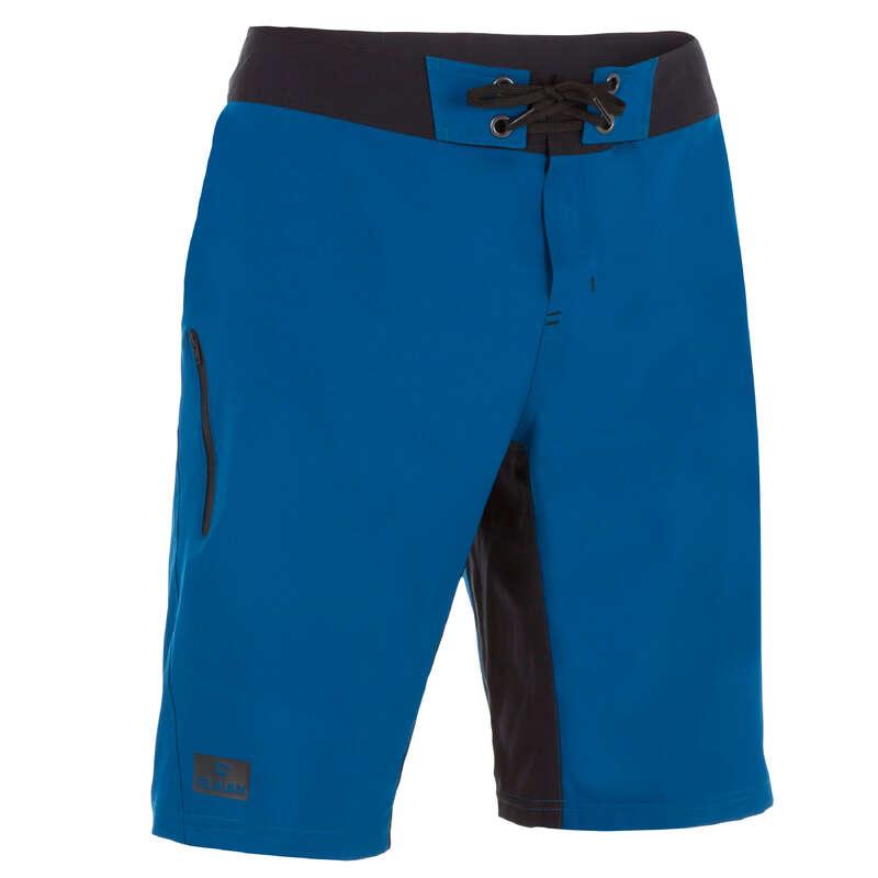 LÅNGA BOARDSHORTS HERR Surf, Body, Luftsport - Boardshorts 500 Uni Blue OLAIAN - Surf, Body, Luftsport 17