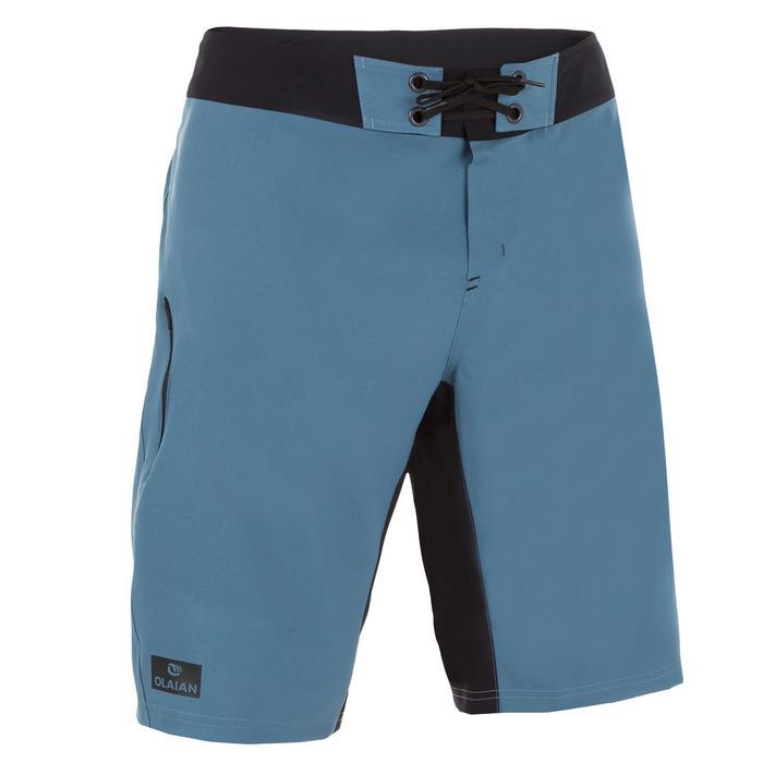 Boardshort long 500 Uni Grey